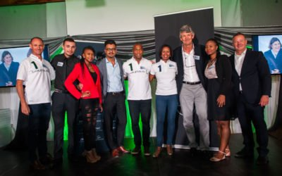 Laureus celebrates youth leaders at YES graduation
