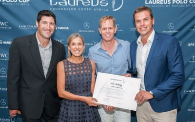Ryk Neethling Named Latest Laureus Ambassador