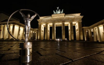 Berlin to stage Laureus World Sports Awards on April 18, 2016