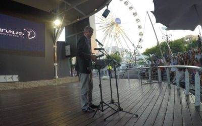 Laureus & the Cape Wheel Launch the Turn for Good Fundraising Project