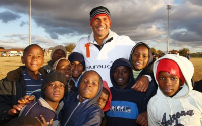 Laureus SA to Fund 3 new Projects