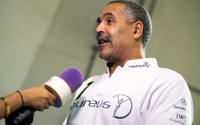 #PowerOfSport podcast: Daley Thompson on the Spot