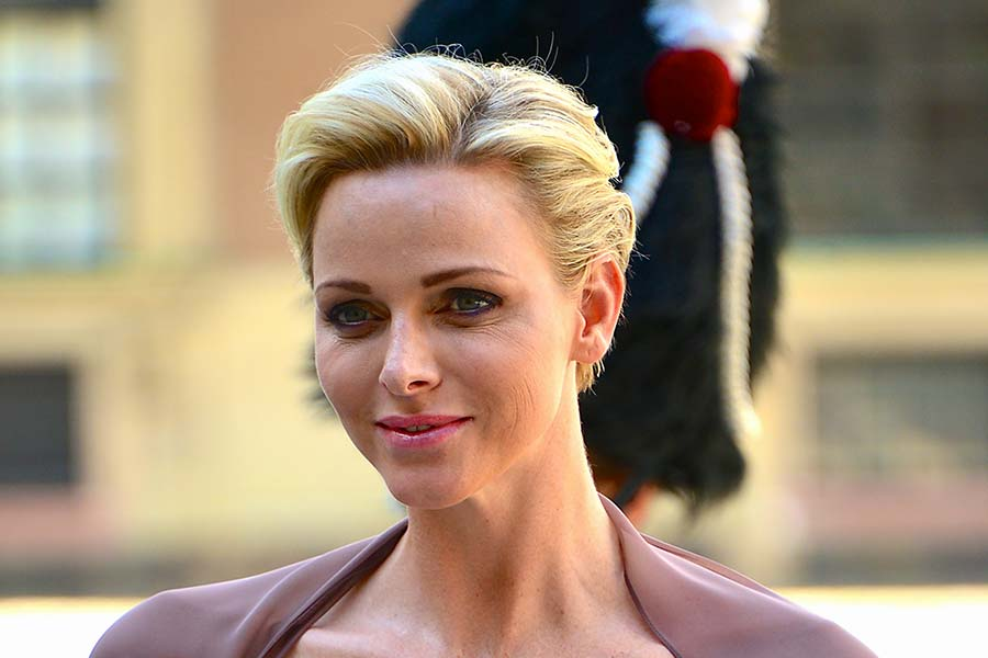 #PowerOfSport: Princess Charlene of Monaco in the Spotlight