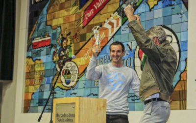 Waves for Change East London Site Officially Opens