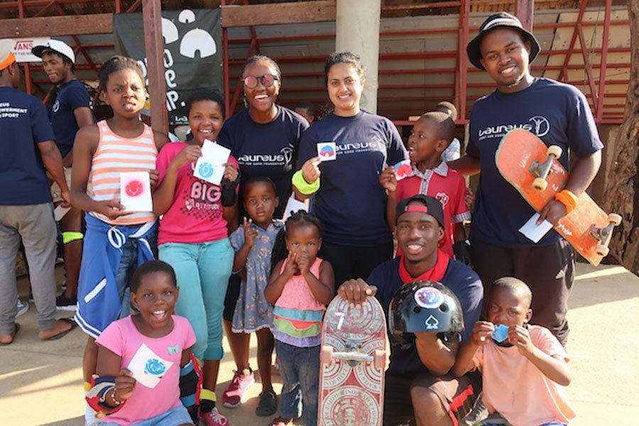 Laureus Continues to Empower Young Leaders With the YES Programme
