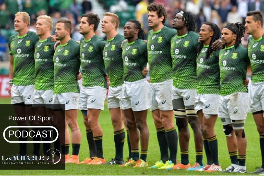 #PowerOfSport: Blitz With the World Champion Blitzboks