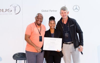 Banyana Banyana legend Amanda 'toki' Dlamini announced as Laureus Ambassador