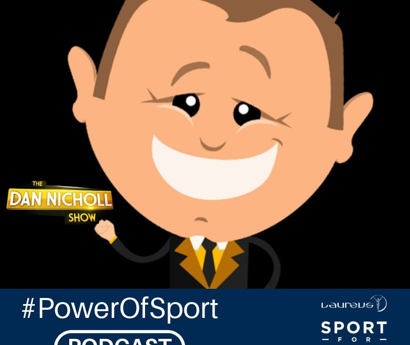 #PowerOfSport: The Dan Nicholl Show – 100 and going strong!