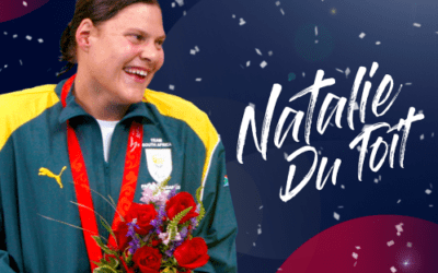 Natalie du Toit in the Top 5 of the Laureus Top 20 Sporting Moments over the past 20 years